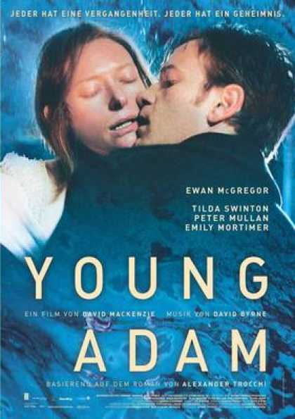 German DVDs - Young Adam