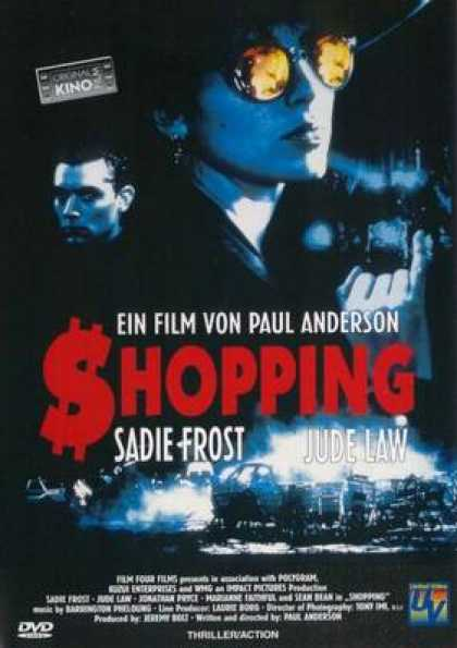 German DVDs - Shopping