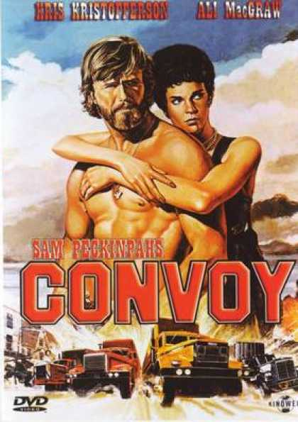 German DVDs - Convoy