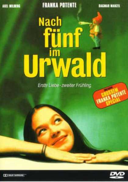 German DVDs - After Five In The Forest Primeval