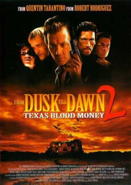 German DVDs - From Dusk Till Dawn 2