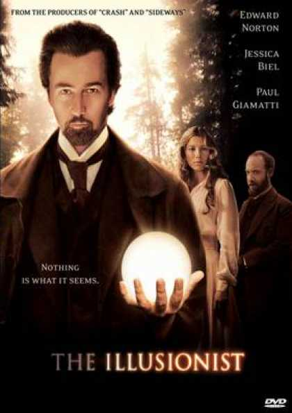 German DVDs - The Illusionist