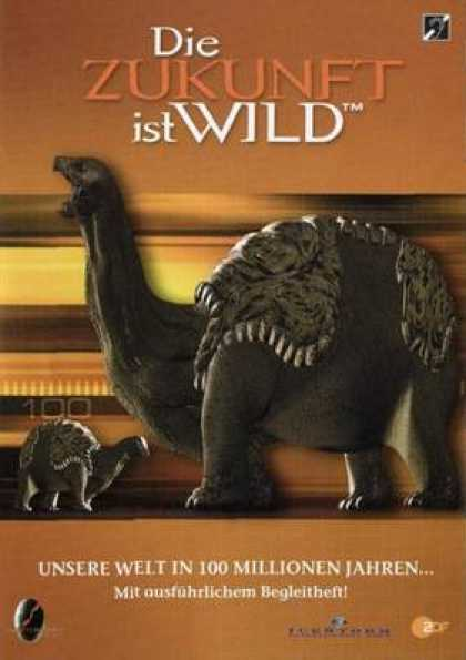 German DVDs - The Future Is Wild 2