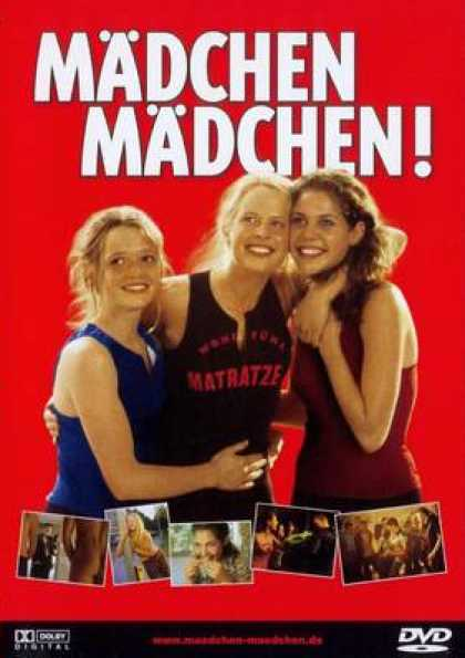 German DVDs - Girls On Top