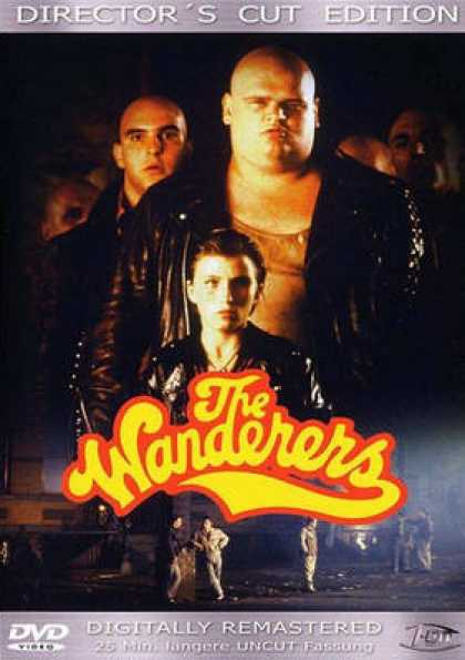 German DVDs - The Wanderers
