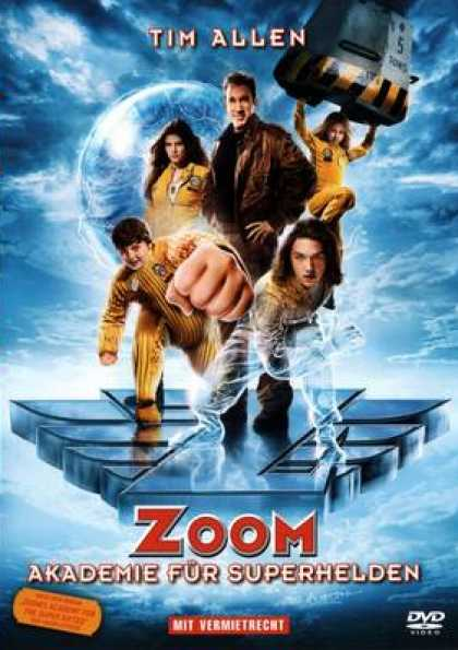 German DVDs - Zoom (2006) GERMAN5