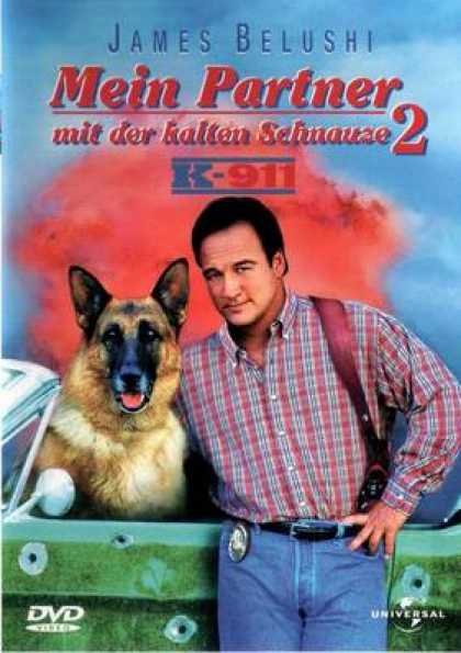 German DVDs - K911