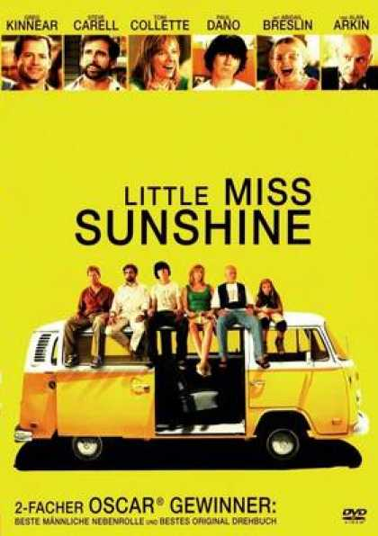German DVDs - Little Miss Sunshine
