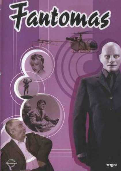 German DVDs - Fantomas