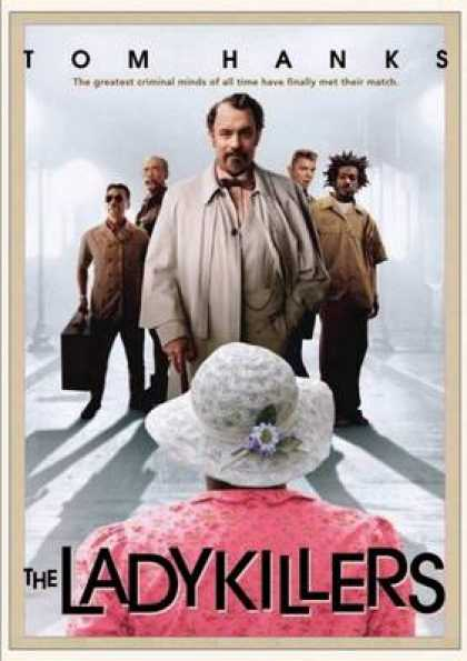 German DVDs - The Ladykillers