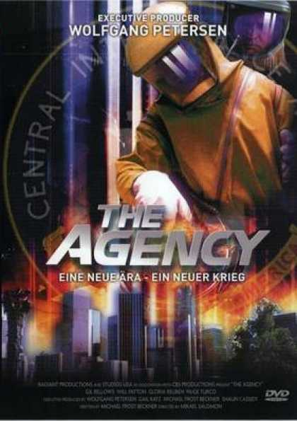 German DVDs - The Agency