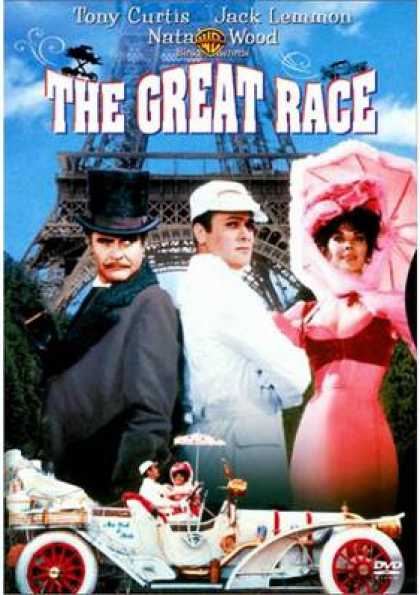 German DVDs - The Grat Race