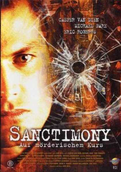 German DVDs - Sanctimony