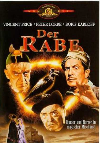 German DVDs - The Raven