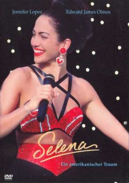 German DVDs - Selena