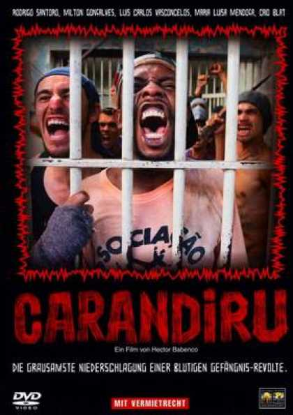 German DVDs - Carandiru