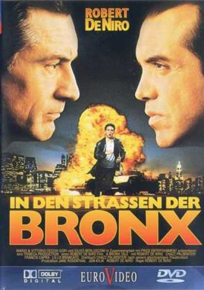 German DVDs - A Bronx Tale