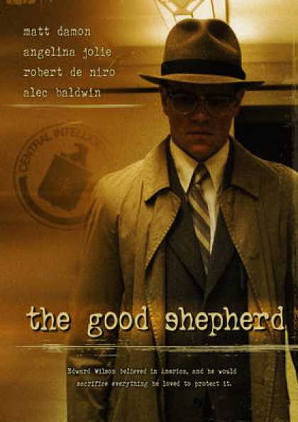 German DVDs - The Good Shepherd