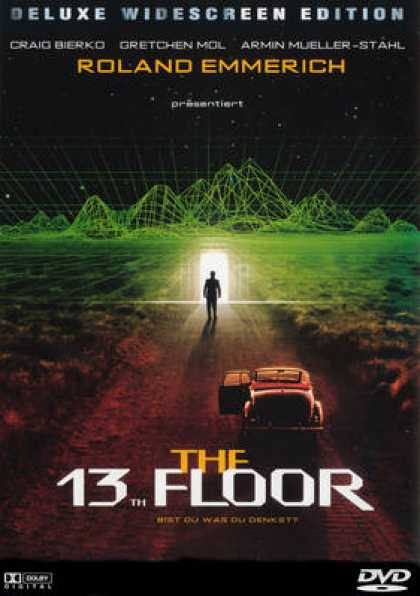 German DVDs - 13th Floor WS DE