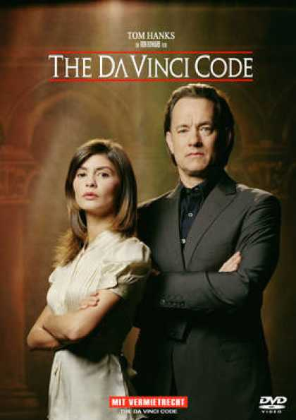 German DVDs - The Da Vinci Code
