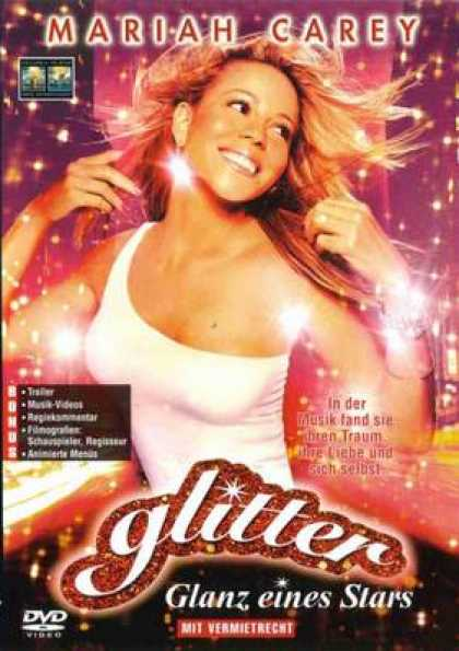 German DVDs - Glitter
