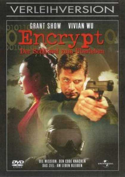 German DVDs - Encrypt