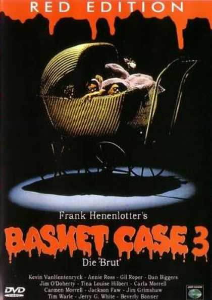 German DVDs - Basket Case 3