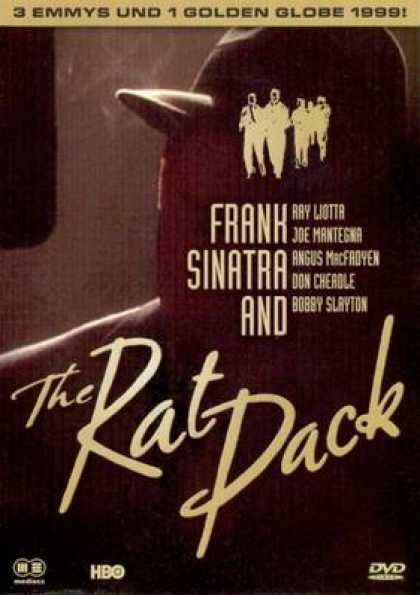 German DVDs - The Rat Pack
