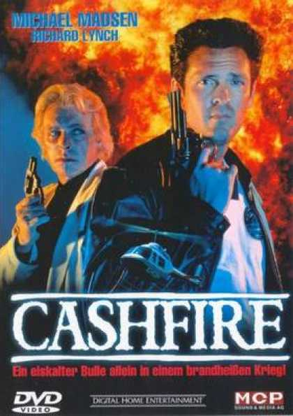 German DVDs - Cashfire