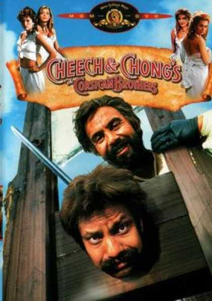 German DVDs - Cheech And Chong The Corsican Brothers