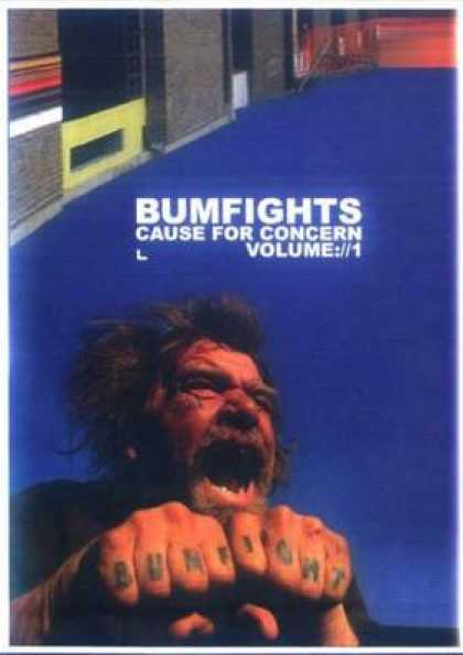 German DVDs - Bumfights Volume 1