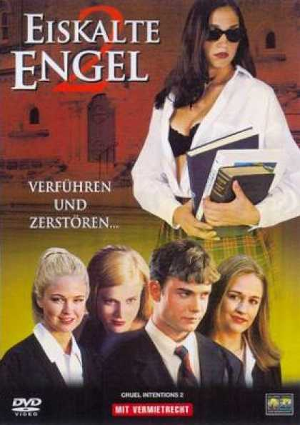 German DVDs - Cruel Intentions 2