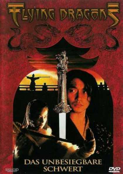 German DVDs - Flying Dragons