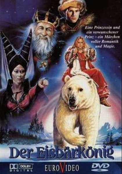 German DVDs - The Polar Bear King