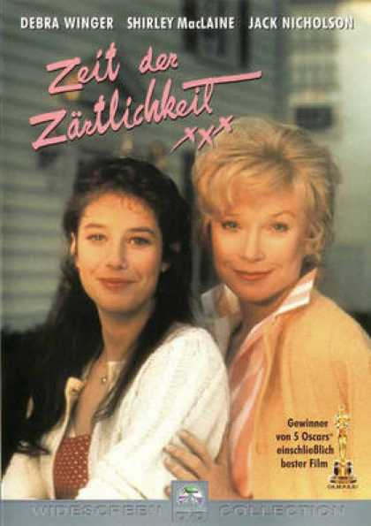 German DVDs - Terms Of Endearment