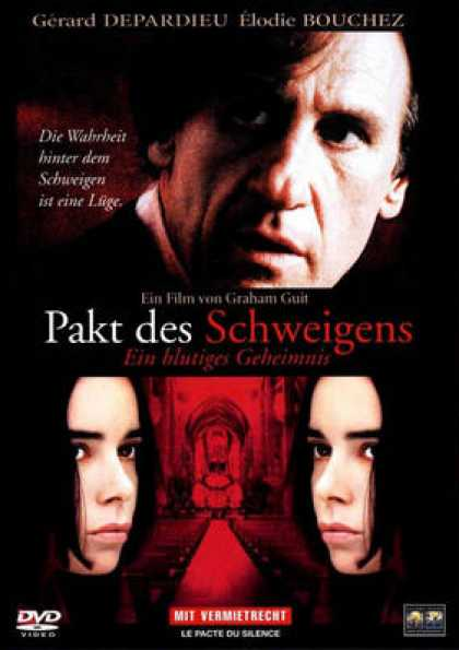 German DVDs - The Pact Of Silence