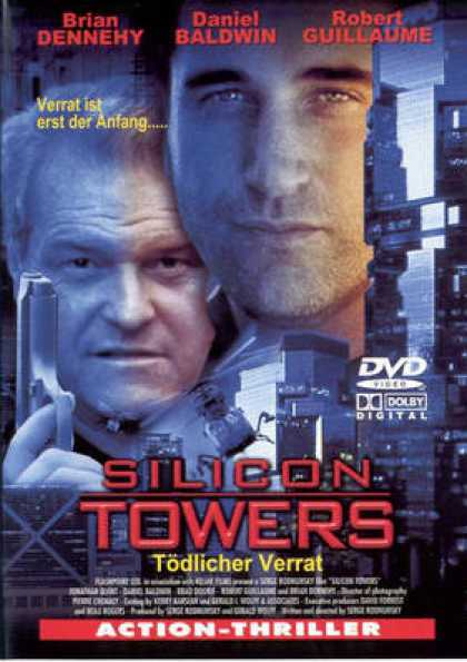 German DVDs - Silicon Towers