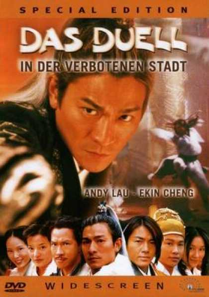 German DVDs - The Duell