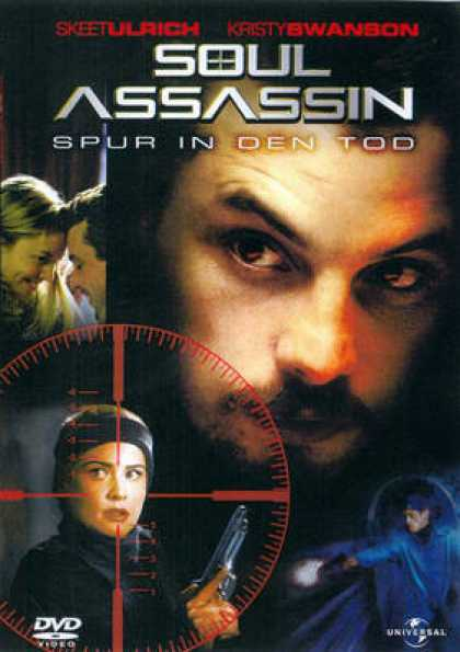 German DVDs - Soul Assassin