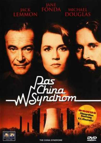 German DVDs - The China Syndrom