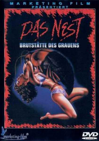 German DVDs - The Nest