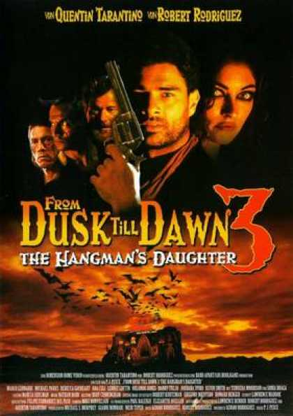 German DVDs - From Dusk Till Dawn 3