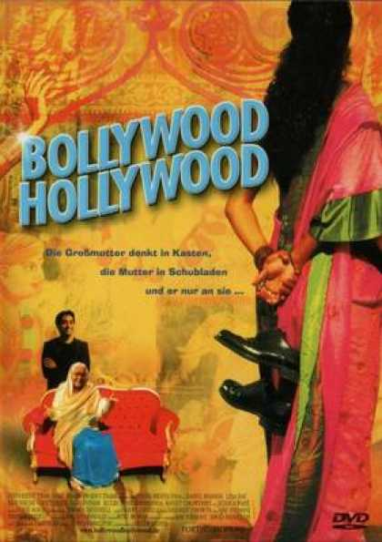 German DVDs - Bollywood Holywood