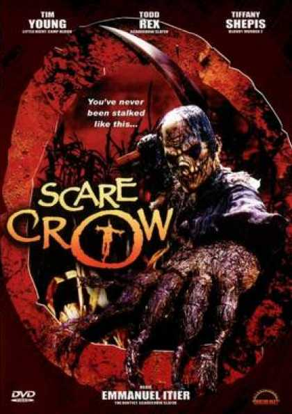 German DVDs - Scare Crow