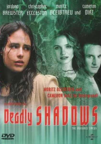 German DVDs - Deadly Shadows