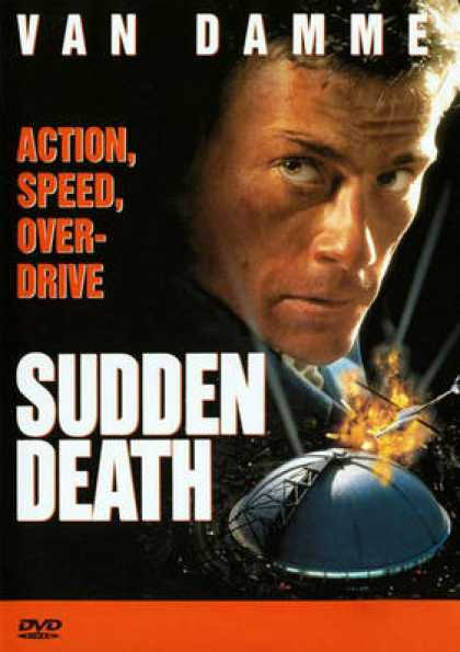 German DVDs - Sudden Death