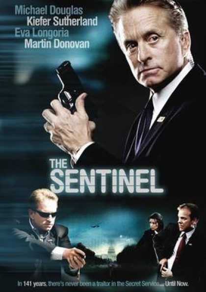 German DVDs - The Sentinel