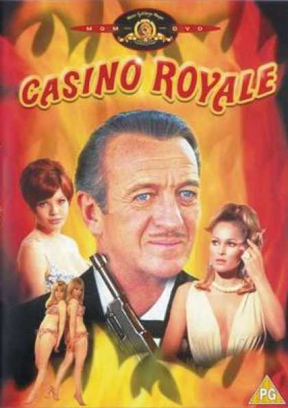German DVDs - Casino Royale