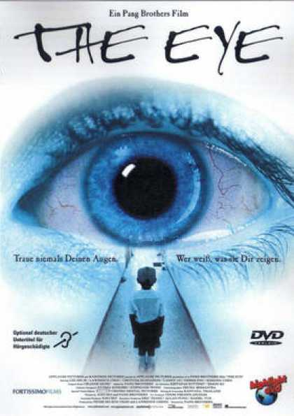 German DVDs - The Eye