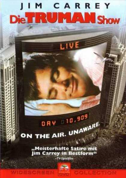 German DVDs - Die Truman Show